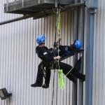Höhenrettung Stahlbau