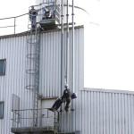 Gears-Höhenrettung-Seilbahnrettung