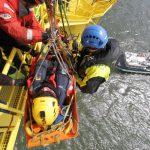 Höhenrettung Offshore
