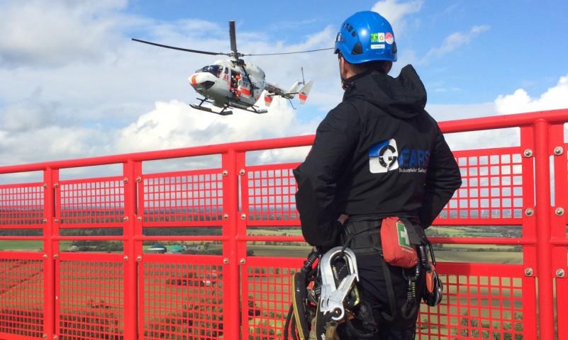Training DRF Luftrettung