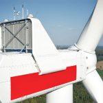 Drohnen Aufnahme Windkraft