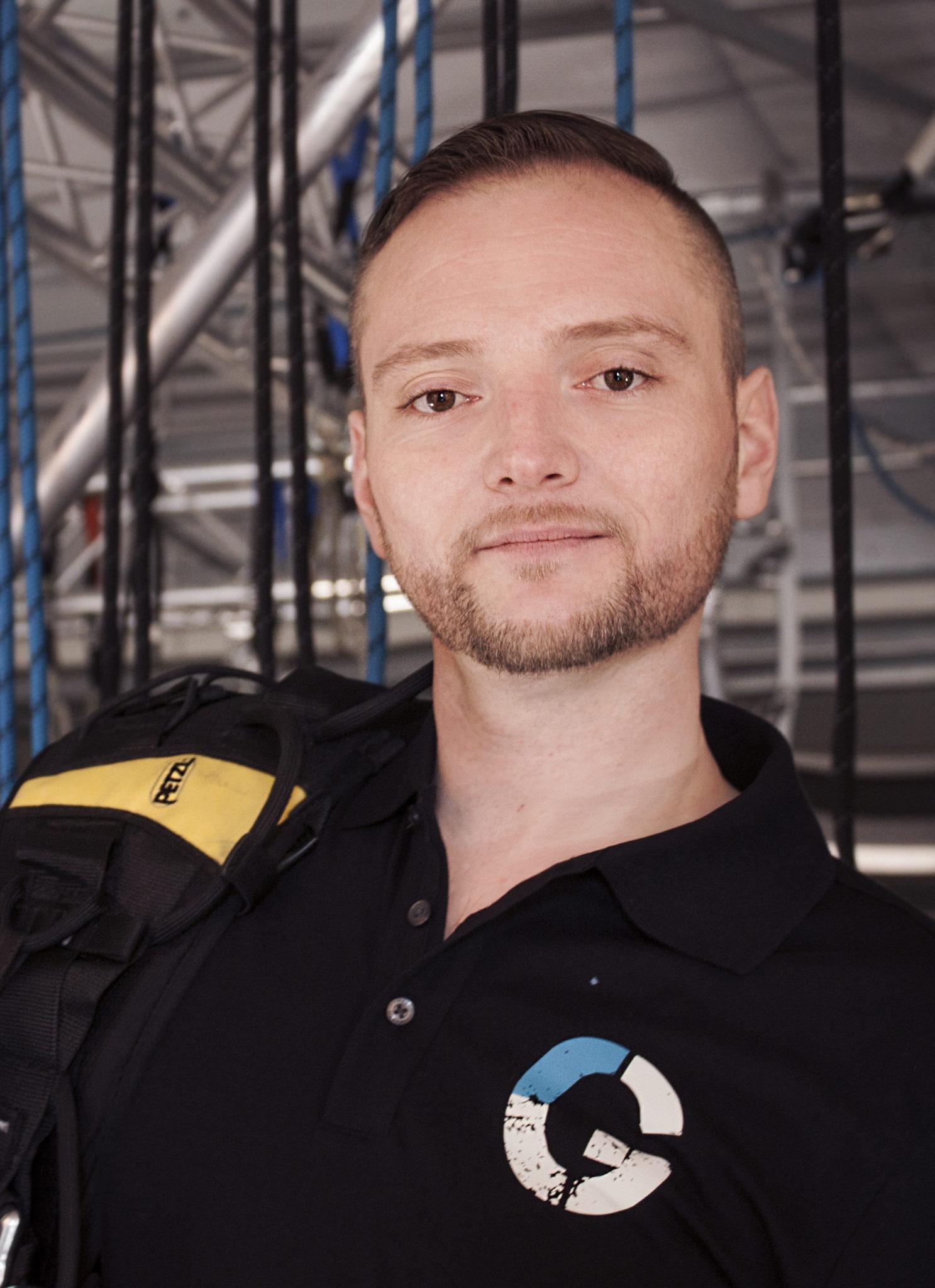 Leiter Ausbildung Kai Langer